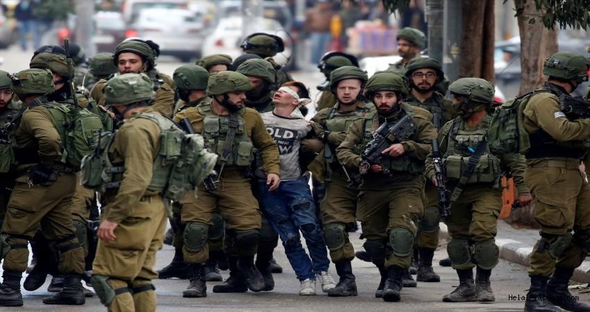 16 yaşındaki Filistinli Fevzi Cuneydi ailesine kavuştu