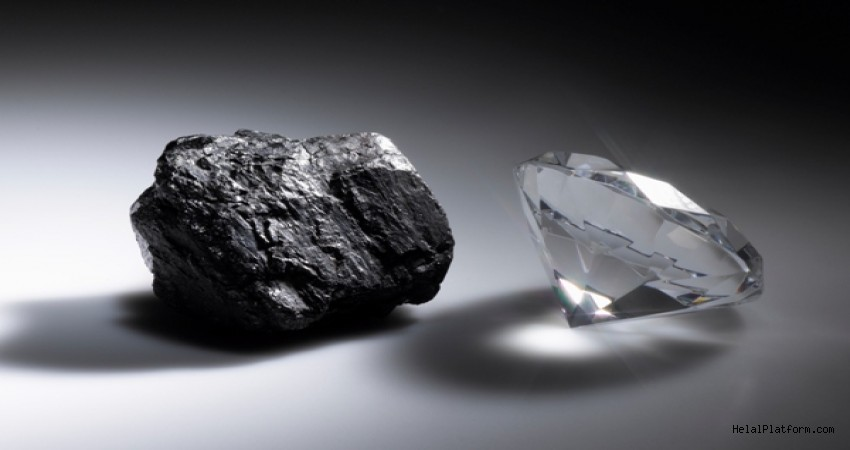 Bilim İnsanları Elmas İçerisinde Daha Önce Keşfedilmemiş Mineral Buldular