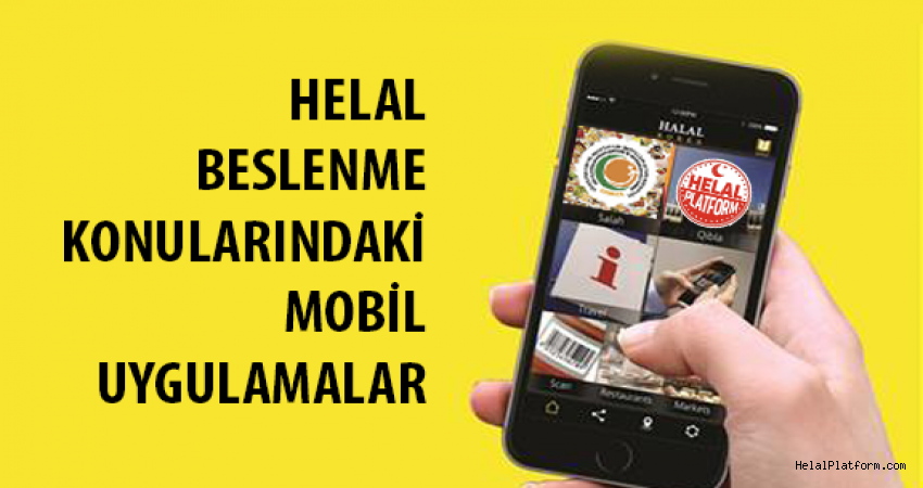 Helal beslenmeye dikkat eden herkesin telefonunda bulunması gereken 5 mobil uygulama