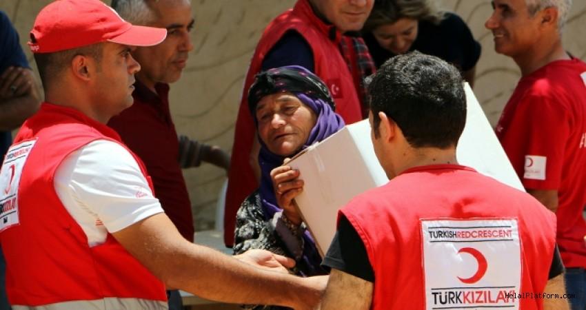 Küresel İnsani Yardım 2017 Raporu Açıklandı