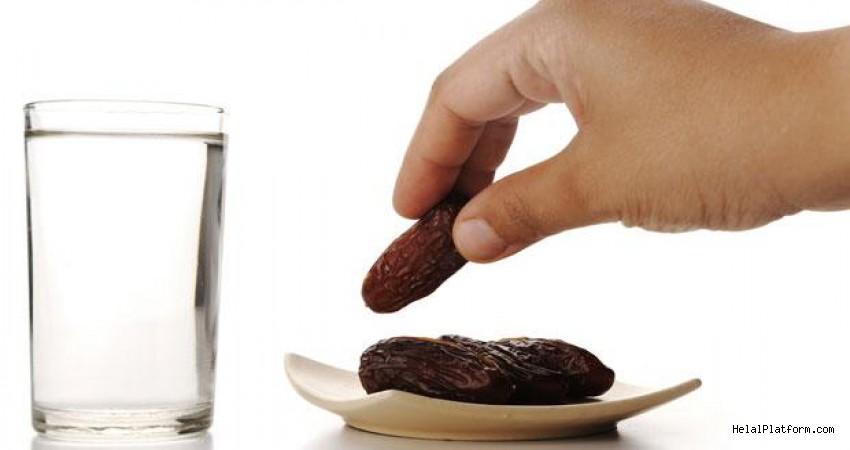 Ramazan ayında susamamak için bunu yapın!