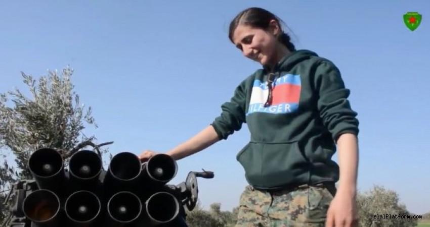 Ünlü giyim markası YPG'li teröristlere sponsor oldu