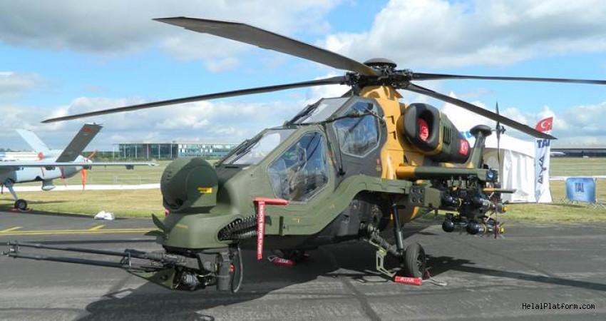 Atak helikopteri ihracatı
