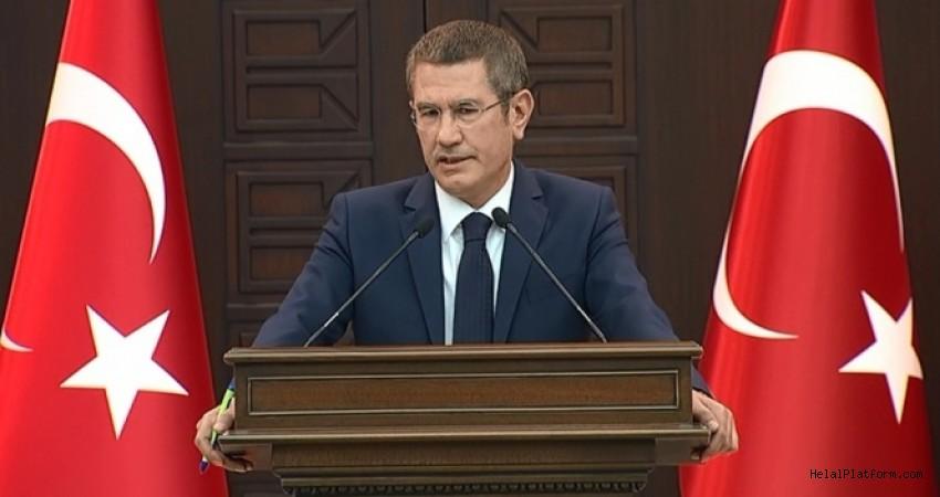 Bakan Canikli'den 'askeriyede at eti' iddialarına cevap