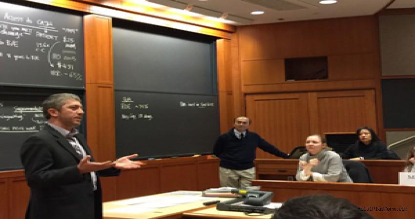 BİM'in başarısı Harvard'da ders oldu