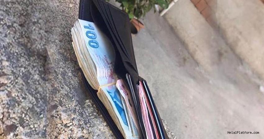 Bulunan parayı ne yapmak gerekir?