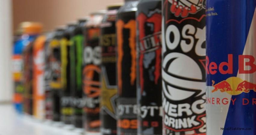 Enerji içeceklerinin perakende satışına düzenleme