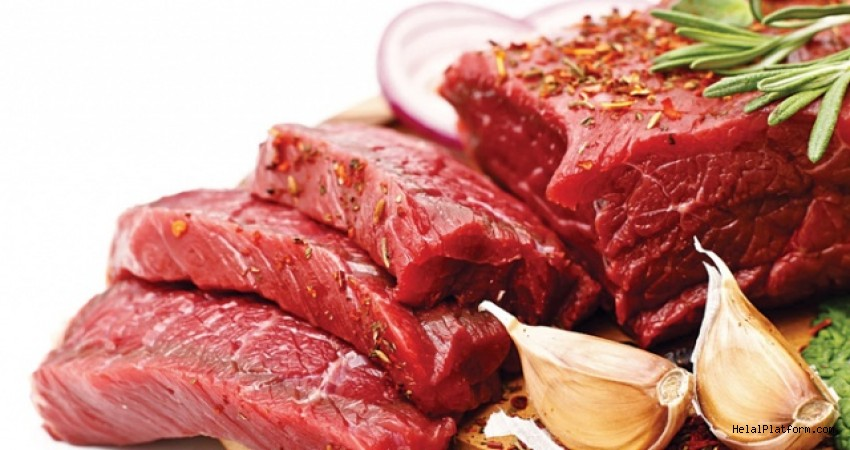 Et üretimi düşüyor!