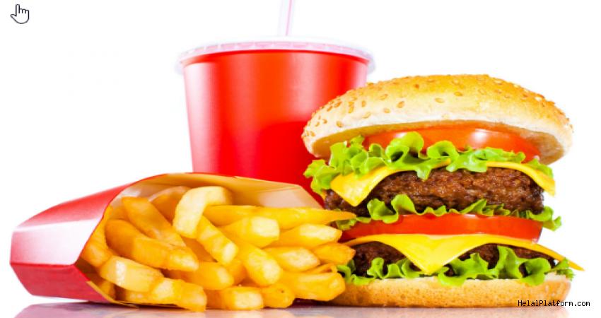 Fastfood ile ilgili korkunç kanserojen iddiası