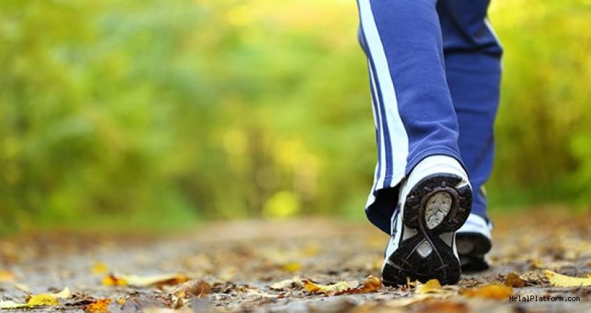 İftar sonrası mutlaka yürüyüş yapın!