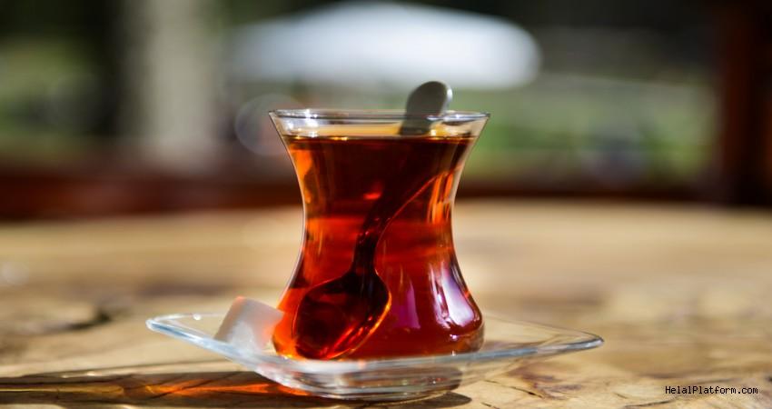 İftardan sonra hemen çay içmeyin!