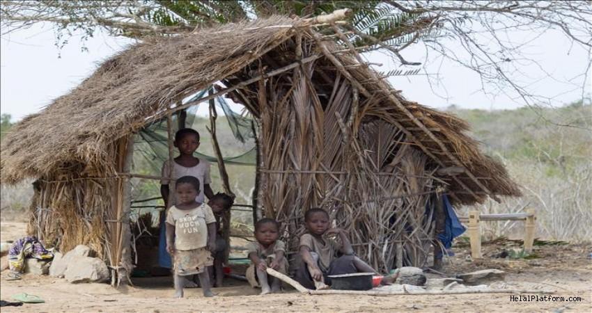 'İnsanlık onurunun ezildiği yerdir Afrika'