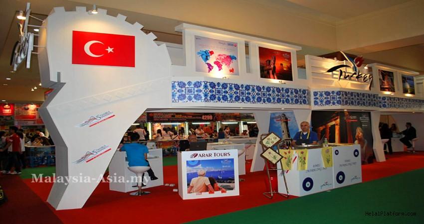 Malezya Turizm Fuarı'nda Türkiye'ye Büyük İlgi