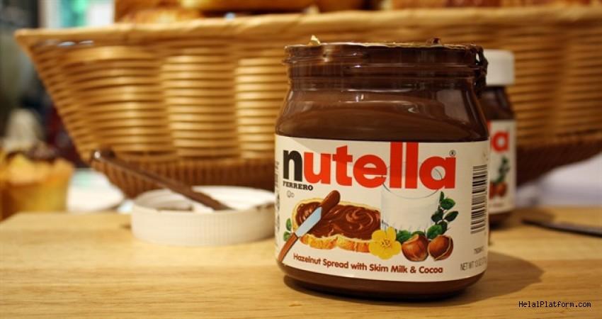 Nutella'nın İçindekiler ve Katkı Maddeleri