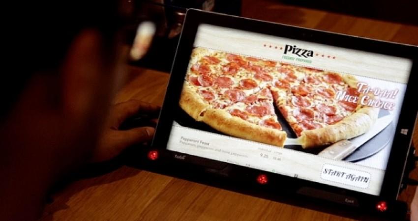 Pizza sektörünün Türkiye'ye girişindeki oyunlar