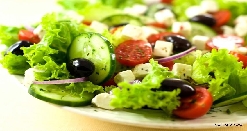 Ramazan'da soflaralar dan salatayı eksik etmeyin!