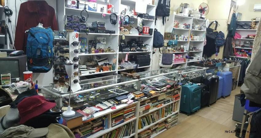 Unutulan Eşyalar Mağazası, havalimanı unutulan eşyalar nerede satılıyor